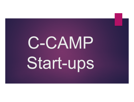 Start-ups funded, incubated and mentored by C-CAMP | CCAMP